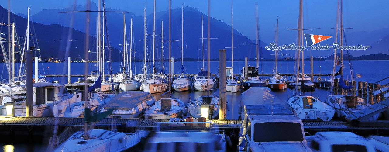 Boat places in Marina Gravedona Comomeer