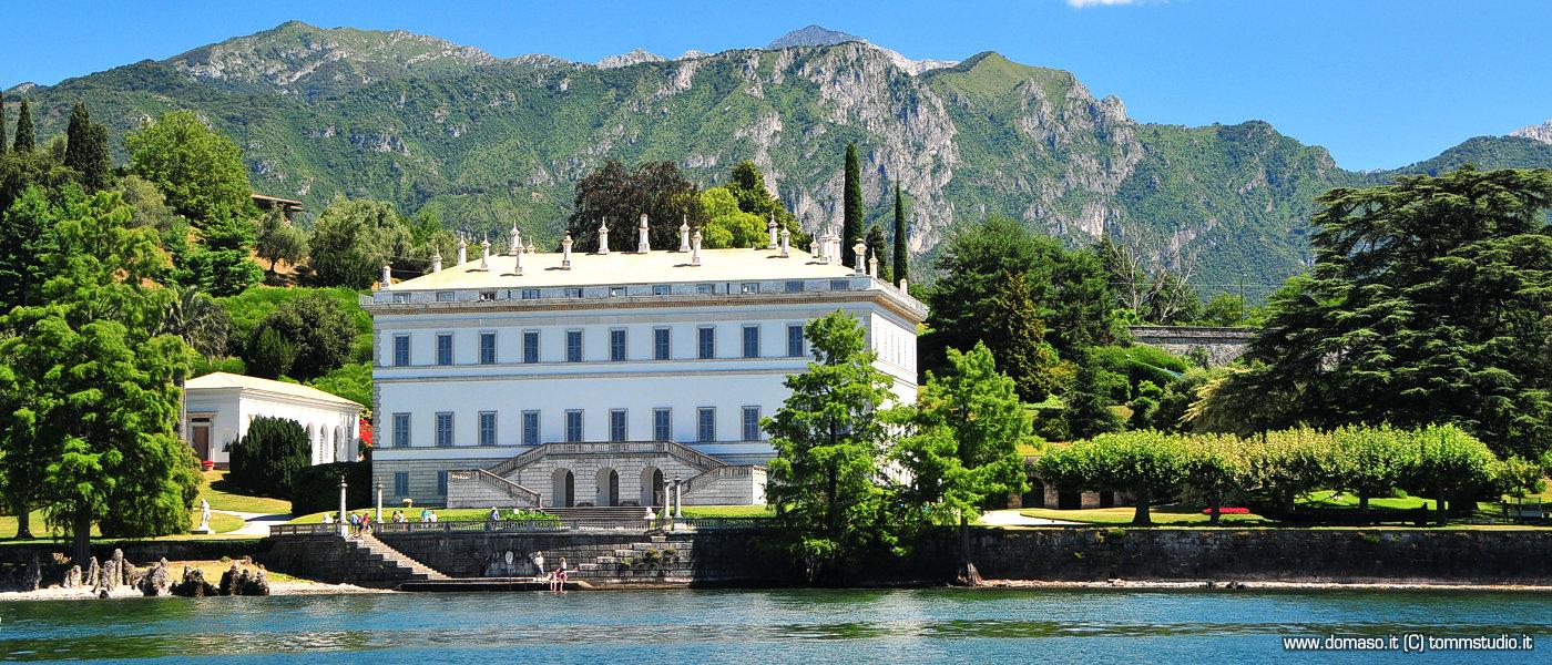 Villa melzi gravedona lago di como - Giardini di villa melzi ...